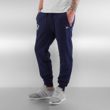 New Era Pantalone ginnico New England Patriots blu