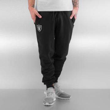 New Era Pantalone ginnico Oakland Raiders nero
