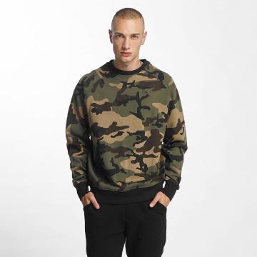 New Era Puserot Essential Raglan camouflage