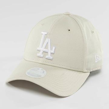 New Era Snapback Cap Essential LA Dodgers 9Forty Snapback Cap beige