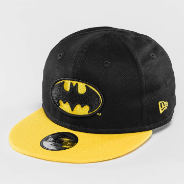 New Era Snapback Cap Hero Essential Batman black