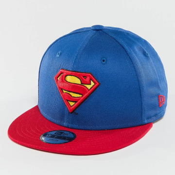 New Era Snapback Cap Hero Essential Superman blau