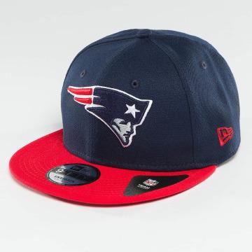 New Era Snapback Cap New England Patriots blau