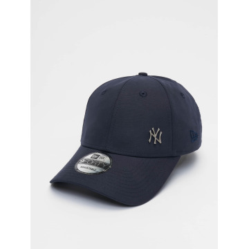 New Era Snapback Cap Flawless Logo Basic NY Yankees blu