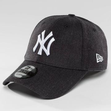 New Era Snapback Cap Seasonal Heather NY Yankees blu