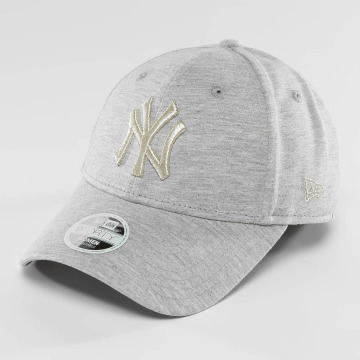 New Era Snapback Cap Essential NY Yankees 9Forty grau
