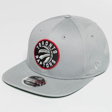 New Era snapback cap NBA Classic Toronto Raptors grijs