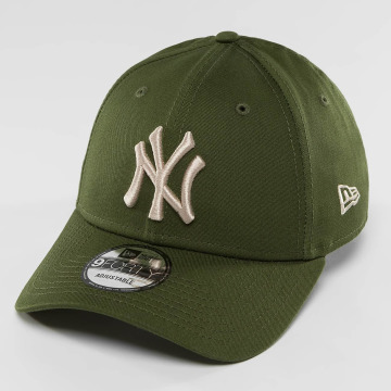 New Era Snapback Cap New Era League Essential NY Yankees 9Forty grün