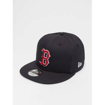 New Era Snapback Cap MLB 9Fifty Boston Red Sox  Team Colour nero