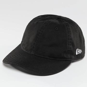 New Era Snapback Cap Sunbleach Unstructured 9Fifty schwarz