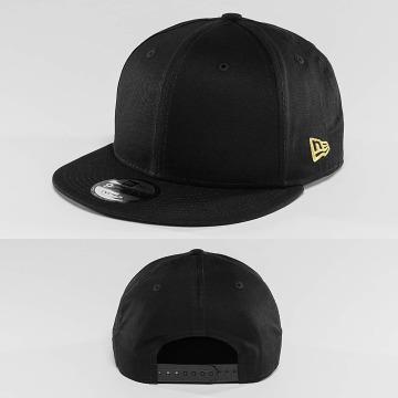 New Era Snapback Cap Flag 9Fifty schwarz