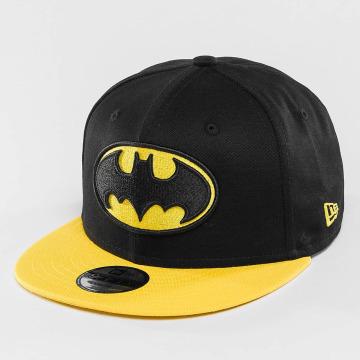 New Era Snapback Cap Hero Essential Batman schwarz