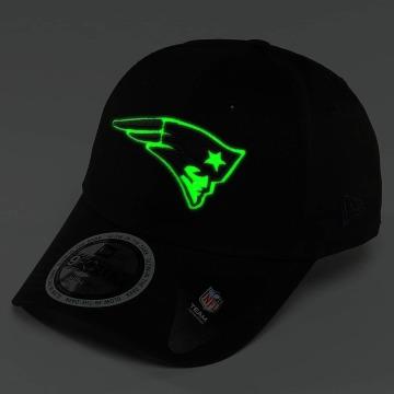 New Era Snapback Cap Team GITD Basic New England Patriots 9Forty schwarz