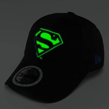 New Era Snapback Cap Team GITD Basic Superman schwarz