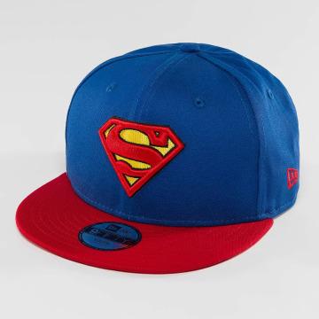 New Era Snapback Cap Essential Superman 9Fifty schwarz