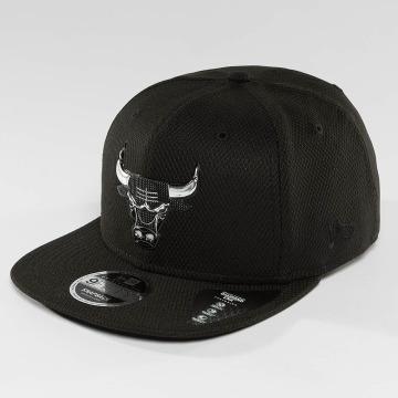 New Era snapback cap Blacked Out zwart