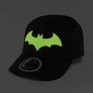 New Era snapback cap GITD Character Batman 9Forty zwart