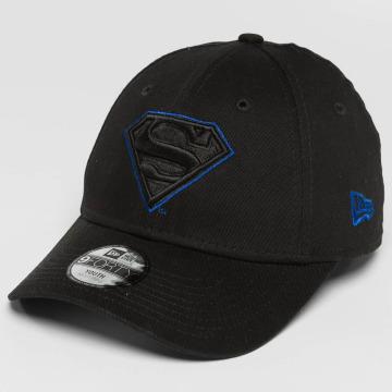 New Era snapback cap OUTL Superman 9Forty zwart