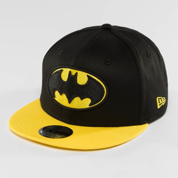 New Era snapback cap Essential Batman 9Fifty zwart