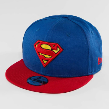 New Era snapback cap Essential Superman 9Fifty zwart