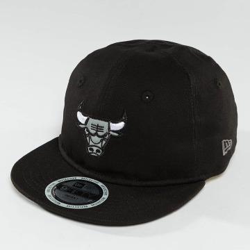 New Era Snapback Caps Reflect Chicago Bulls 9Fifty čern