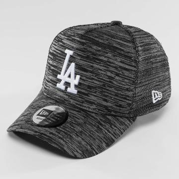 New Era Snapback Caps Engineered Fit LA Dodgers 9Fifty šedá