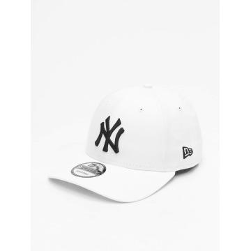 New Era Snapback Caps League Basic NY Yankees bílý