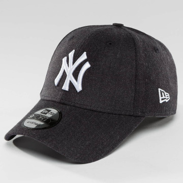 New Era Snapback Caps Seasonal Heather NY Yankees blå