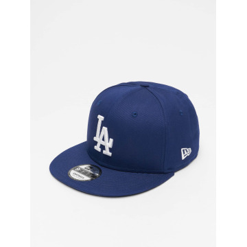New Era Snapback Caps MLB LA Dodgers 9Fifty  Team Colour blå