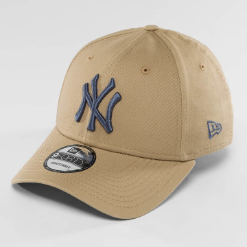 New Era Snapback Caps League Essential NY Yankees 9Forty brazowy