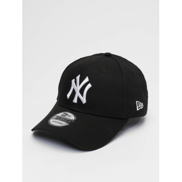 New Era Snapback Caps 9Forty League Basic NY Yankees czarny