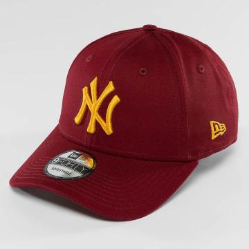 New Era Snapback Caps New Era League Essential NY Yankees 9Forty czerwony