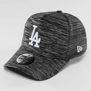 New Era Snapback Caps Engineered Fit LA Dodgers 9Fifty grå