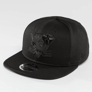 New Era Snapback Caps Tonal Logo Weld Anaheim Mighty Docks musta