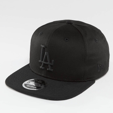 New Era Snapback Caps Rubber Prime LA Dodgers musta
