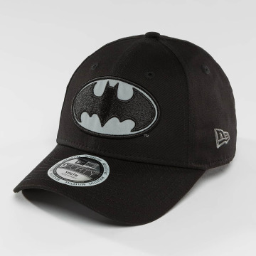 New Era Snapback Caps Reflect Batman 9Forty musta
