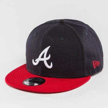 New Era Snapback Caps Atlanta Braves musta