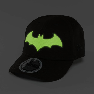 New Era Snapback Caps GITD Character Batman 9Forty musta