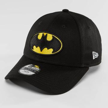 New Era Snapback Caps Essential Batman 9Forty musta