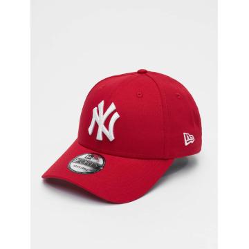 New Era Snapback Caps League Basic NY Yankees 9Forty rød