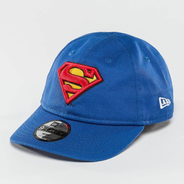 New Era Snapback Caps Hero Essential Superman sininen