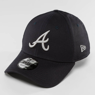New Era Snapback Caps League Essential Atlanta Braves 9Forty sininen