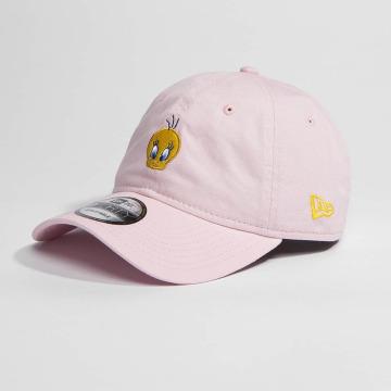 New Era Snapback Caps Looney Tunes Tweety Pie vaaleanpunainen