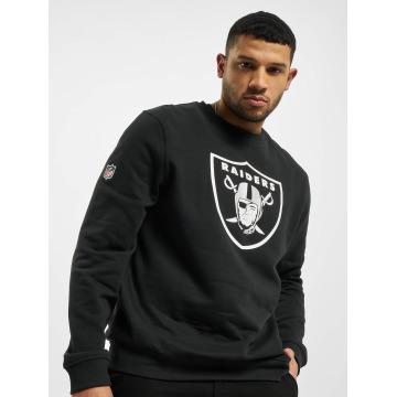 New Era Svetry Team Logo Oakland Raiders čern