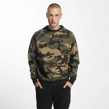 New Era Sweat & Pull Essential Raglan camouflage