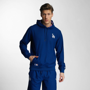 New Era Sweat capuche West Coast LA Dodgers bleu