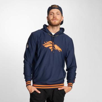 New Era Sweat capuche Dryera New Denver Broncos bleu