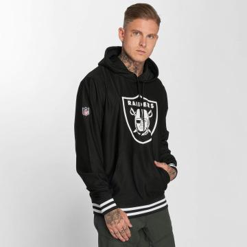 New Era Sweat capuche Dryera Oakland Raiders noir