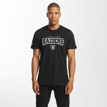 New Era T-paidat NFL Ultra Fan Oakland Raiders musta