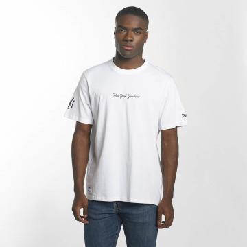 New Era T-Shirt MLB Elegance NY Yankees XL blanc